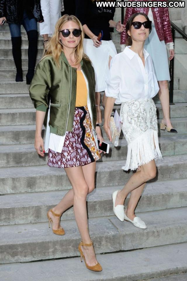 Olivia Palermo Celebrity Paparazzi Babe Beautiful Fashion Posing Hot