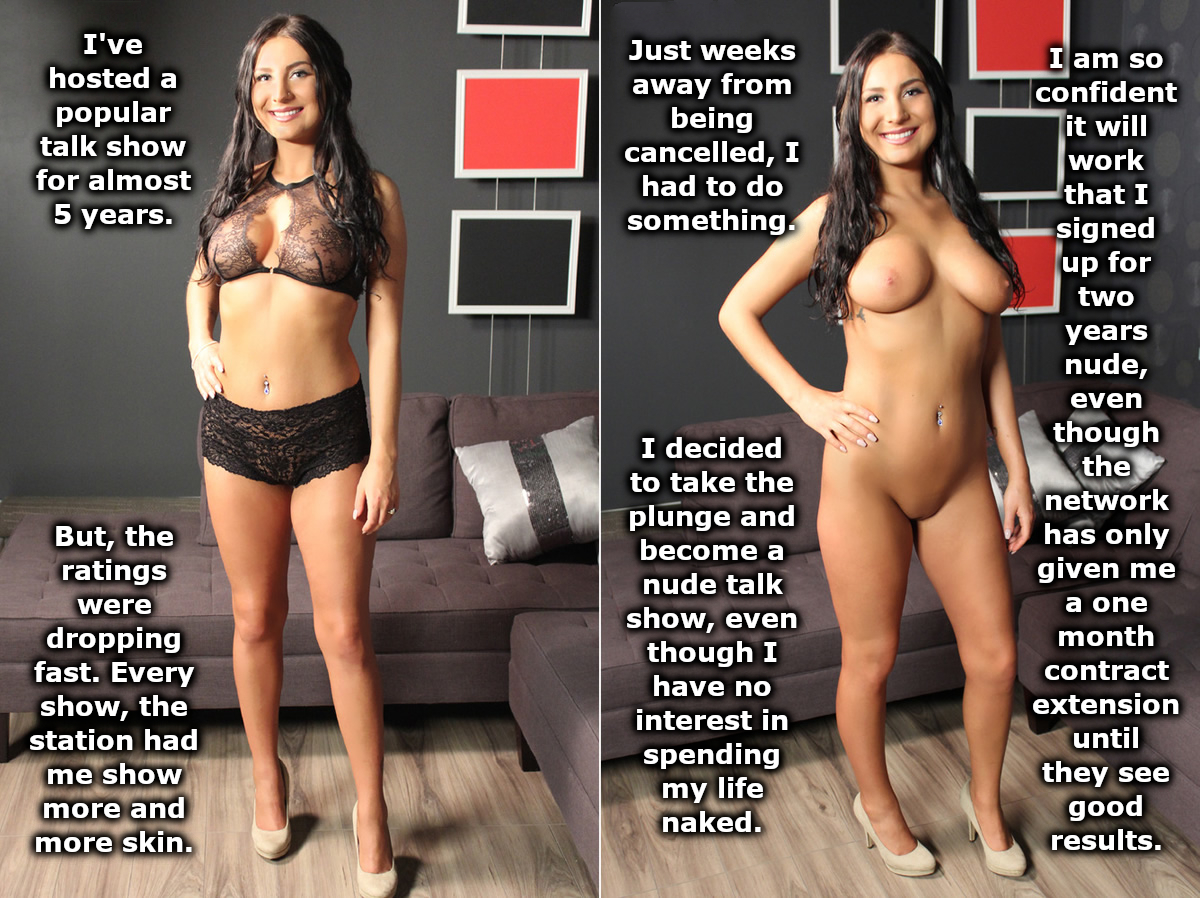 Nude show Naked @
