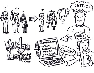 Nudge Notes Nears International Launch