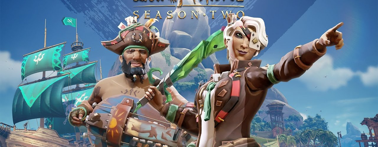 Sea of Thieves: Season 2 hat gestartet