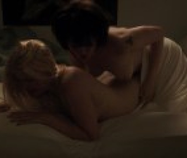 Alexandra Breckenridge Nude In Dark