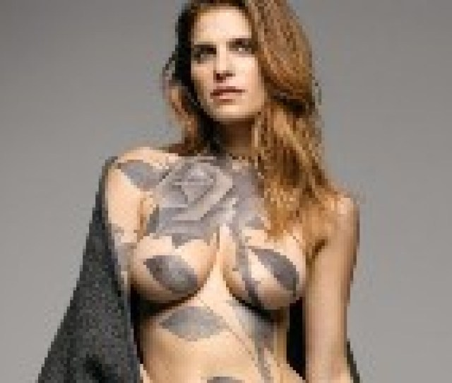Lake Bell In Marc Seliger Photoshoot