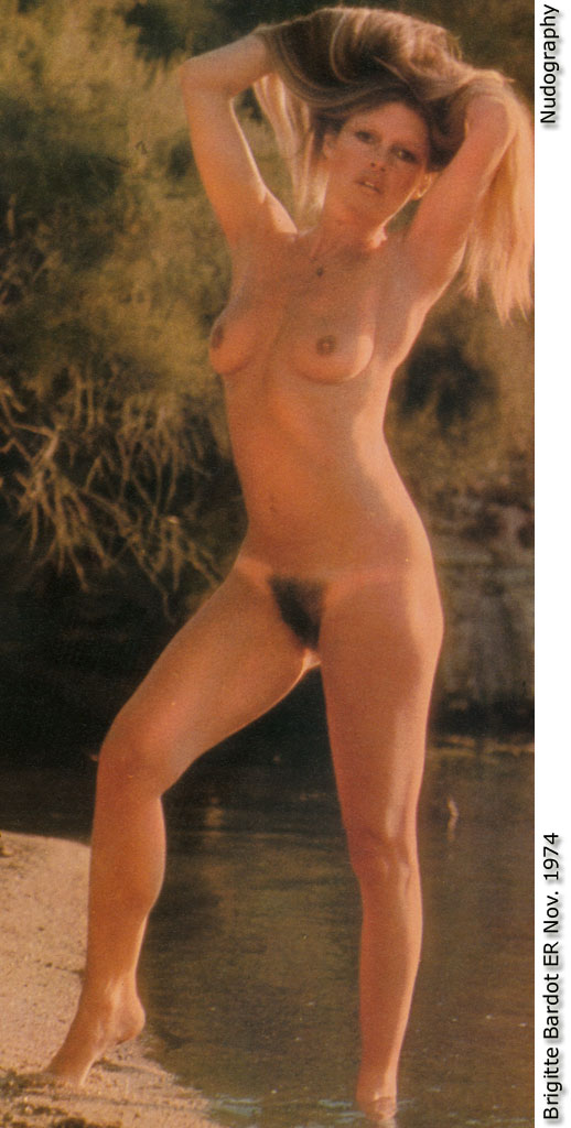 Nude bardot Vanna Bardot