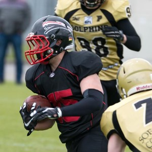 American Football Düsseldorf Panther