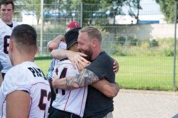 GFL2 Nord Düsseldorf Panther vs. Bonn Gamecocks