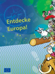 Cover Entdecke Europa!