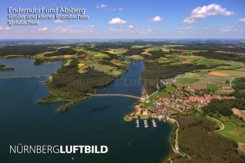 Festival Lieder Am See Brombachsee Luftaufnahme