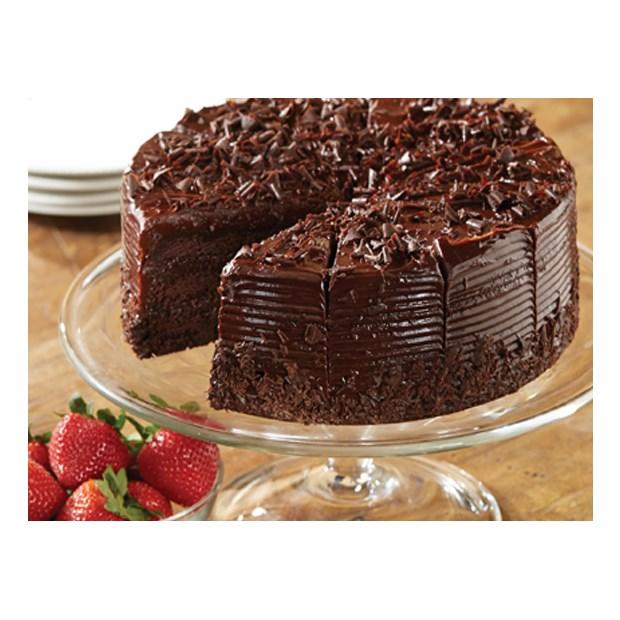 Belgian Dark Chocolate Fudge Cake Nueske S