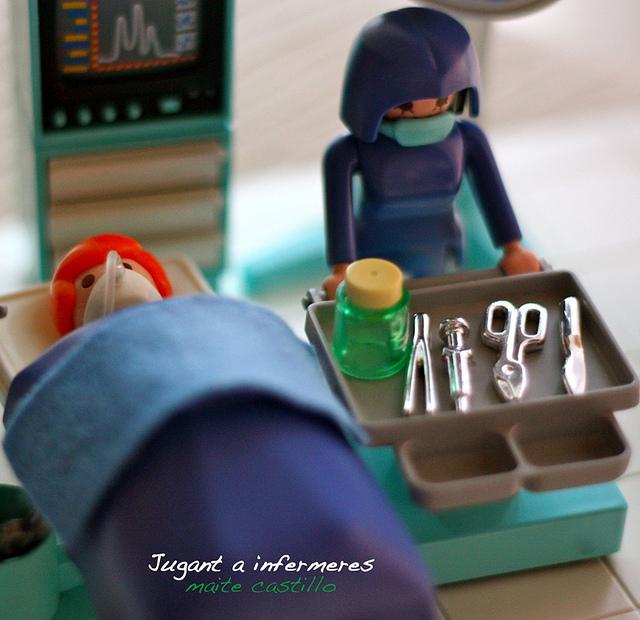 En busca de la Superenfermera Imantada