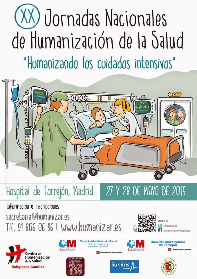 cartel-XX-Jornadas-Humanizacion-2015-Web