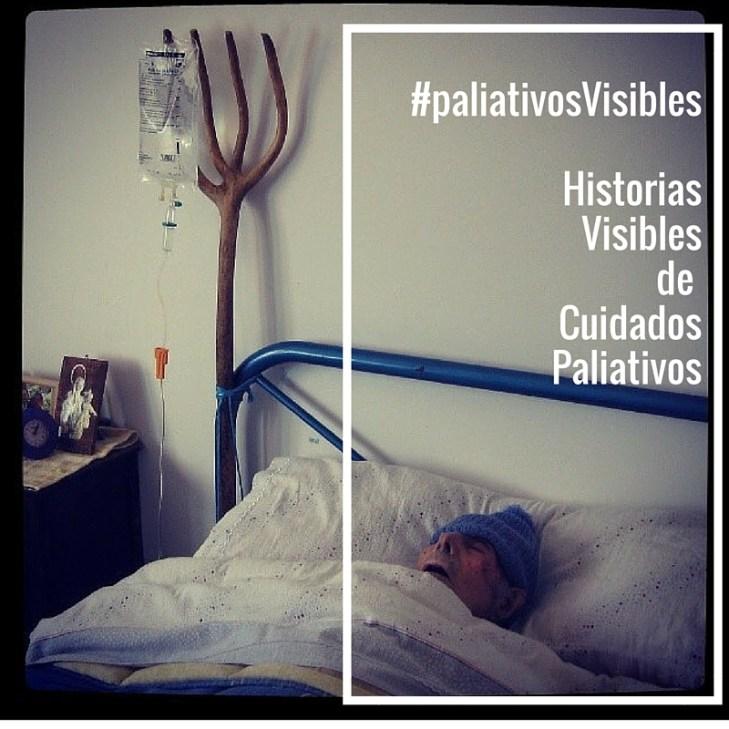 #paliativosVisibles Comparte tus historias, hazte visible (1)