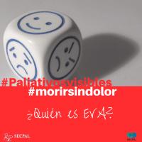 #morirsindolor: Quién es EVA?