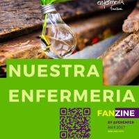 Brotes verdes en el Fanzine... #FanzinEnfermería Abril 2017