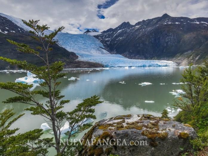 Glaciar Holanda