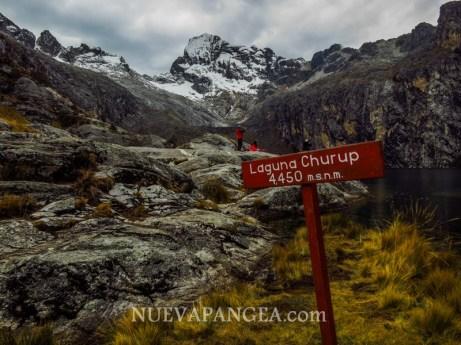 Laguna Churup, excelente trekking aclimatador