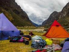 Trekking Santa Cruz, Parque Nacional Huascarán, Perú