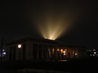 """Hofburg, sobre el """"ring"""""""