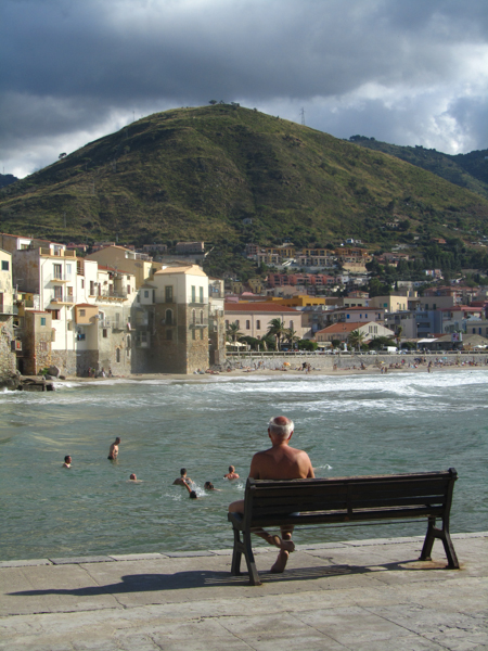 Cefalú, Sicilia