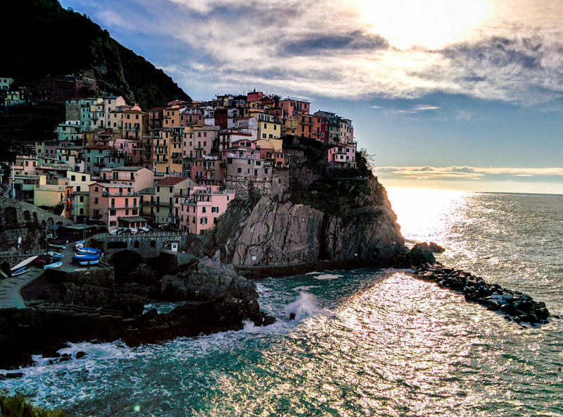 Maravilla entre maravillas: El Cinque Terre en Italia
