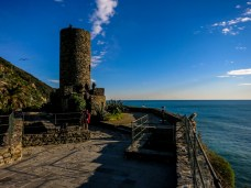 Torre medieval, Vernazza