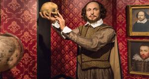 Figura de Shakespeare. © Shutterstock