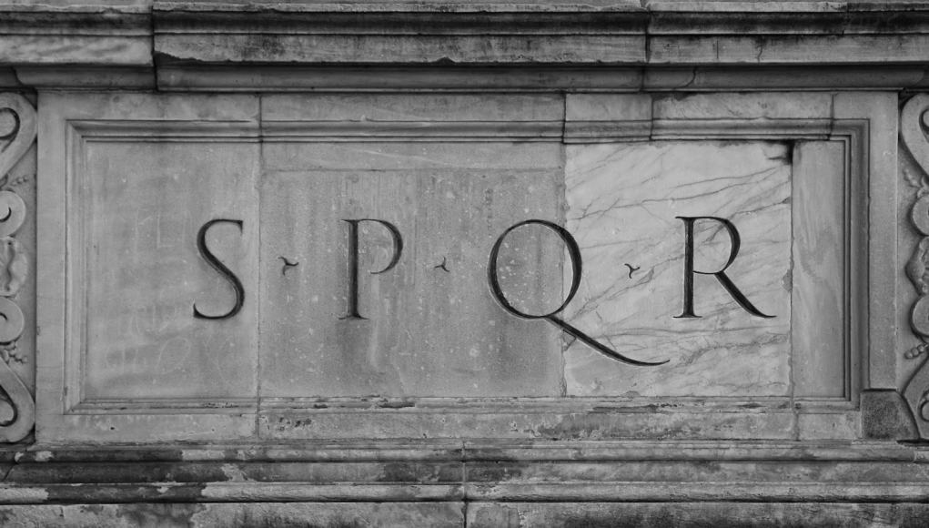 SPQR Mary Beard