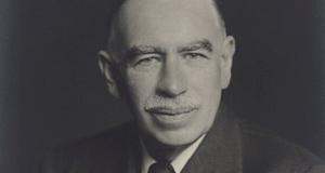 Keynes © Archivo Lord Keynes