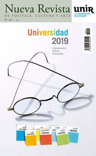 Número 167 de Nueva Revista dedicado a la Universidad, Universidad 2019