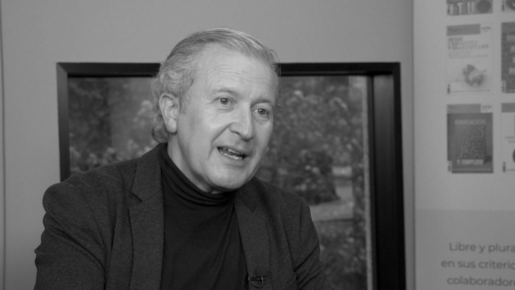Emilio del Río. Foto: © Josema Visiers