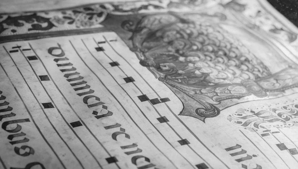 Códice medieval © Shutterstock