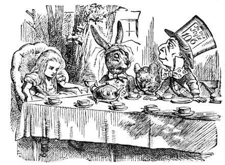 Alicia, de Lewis Carroll