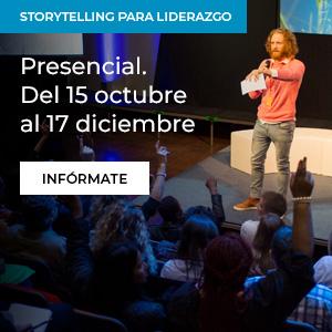 Curso Storytelling y liderazgo