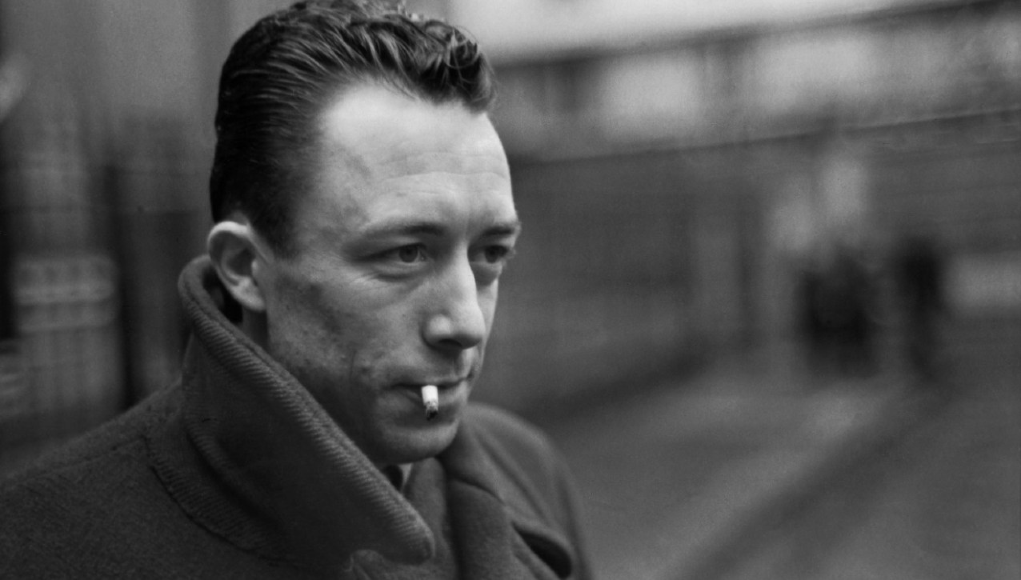 Albert Camus. © Wiki Commons