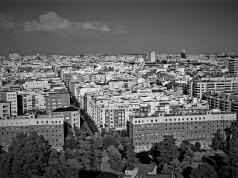 Edificios antiguos de Madrid. © Wikipedia
