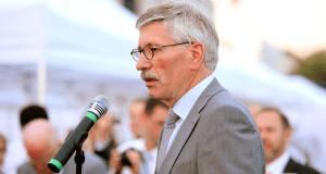 El expolítico del SPD Thilo Sarrazin © Wikimedia Commons