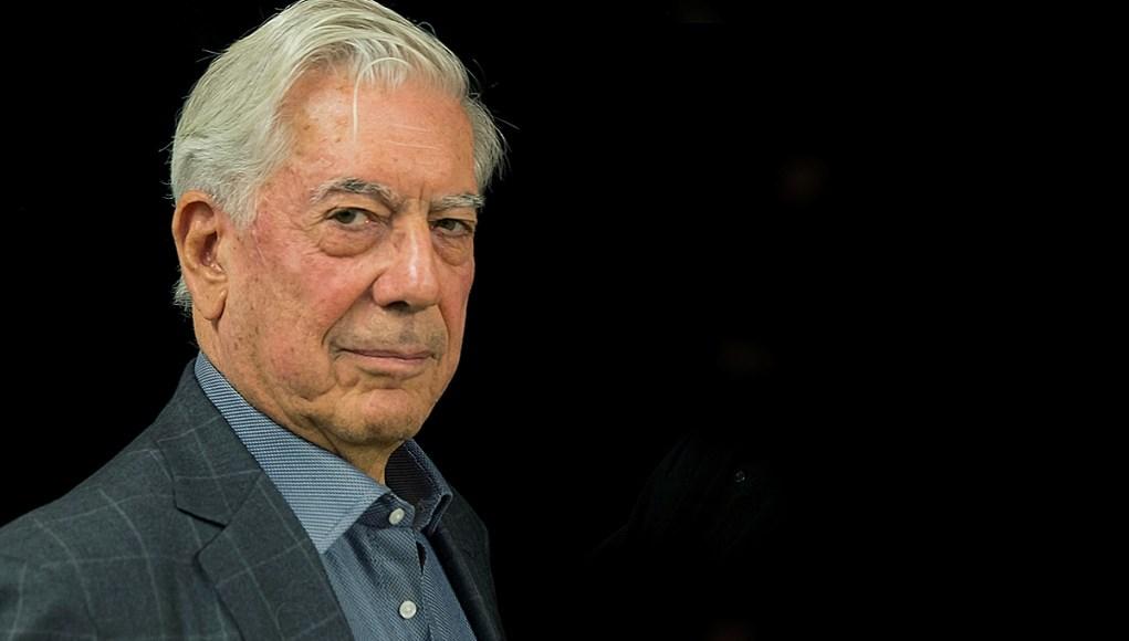 Mario Vargas Llosa © Daniel Mordzinski /Alfaguara