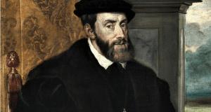 Carlos V, pintado por Tiziano © Wikipedia