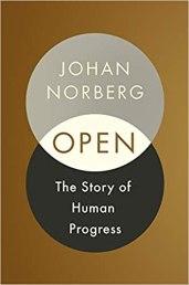 Open. Johan Norberg. Atlantic Books. 448 págs, 16'4 € (papel) / 8'99 € (digital)