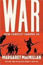 War. Margaret MacMillan. Profile Books. 336 págs. 21'47 € (papel) / 8'99 € (digital).