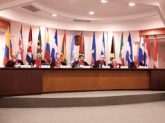 a Corte Interamericana de Derechos Humanos © Wikipedia