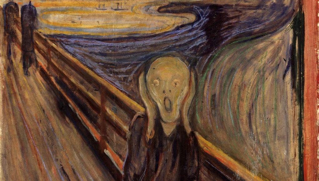 El grito. Foto: @ Wikimedia Commons