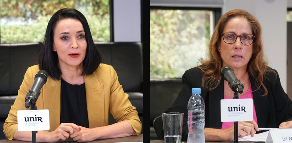 Cruz Sánchez de Lara y María Peral. © Josema Visiers