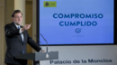 """Rajoy defiende el """"cambio de cara en España pese a la pobreza y desigualdad"""