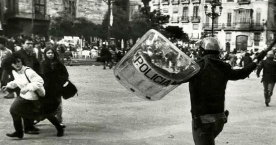 La represión política en la dictadura, ¿una realidad ignorada?