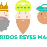 Carta a los Reyes Majos (imprimible)