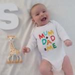 Bebé a la vista: reacciones
