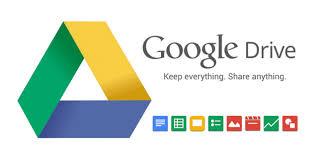 logotipo google drive