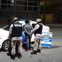 Prefectura secuestró drogas y un arma en varios operativos