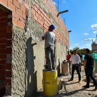 Construyen una sala velatoria municipal y el primer crematorio del distrito en el cementerio de Belén