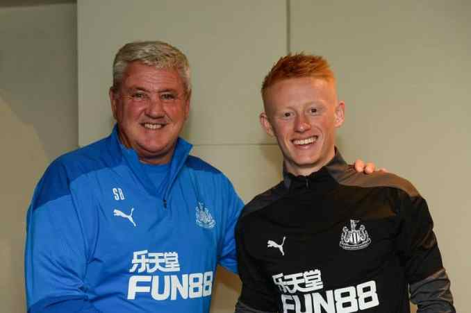 Bruce Explains Why It's Taken So Long For Midfielder To Return – The Newcastle United Blog